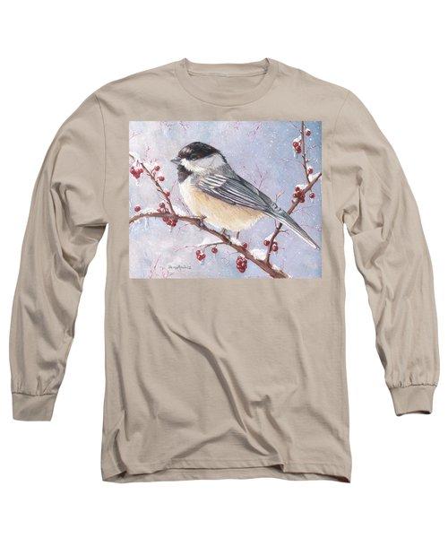 Chickadee Dee Dee Long Sleeve T-Shirt