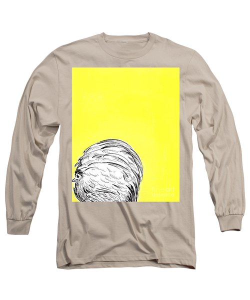 Chickens Two Long Sleeve T-Shirt