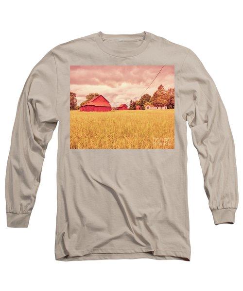 Childhood Delight Long Sleeve T-Shirt