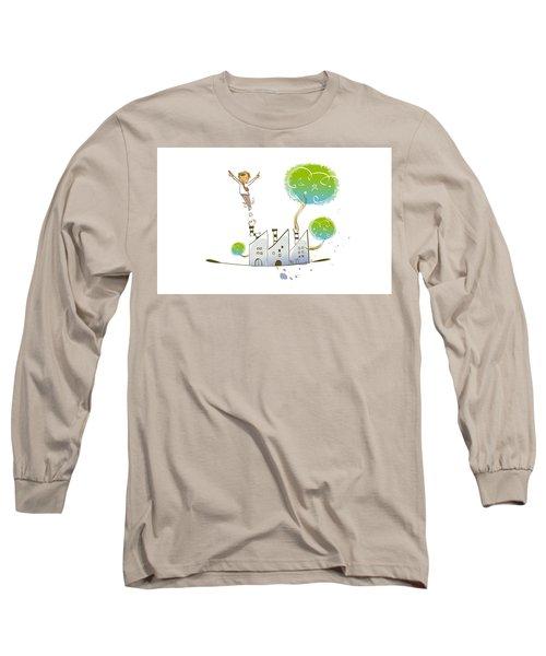 Childhood Dream Long Sleeve T-Shirt
