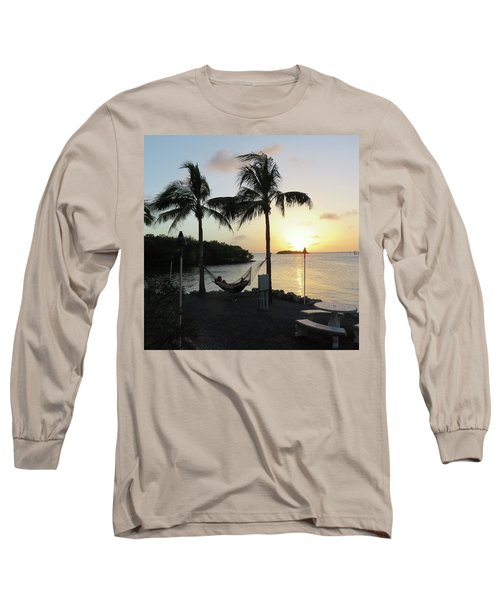 Chilling Long Sleeve T-Shirt