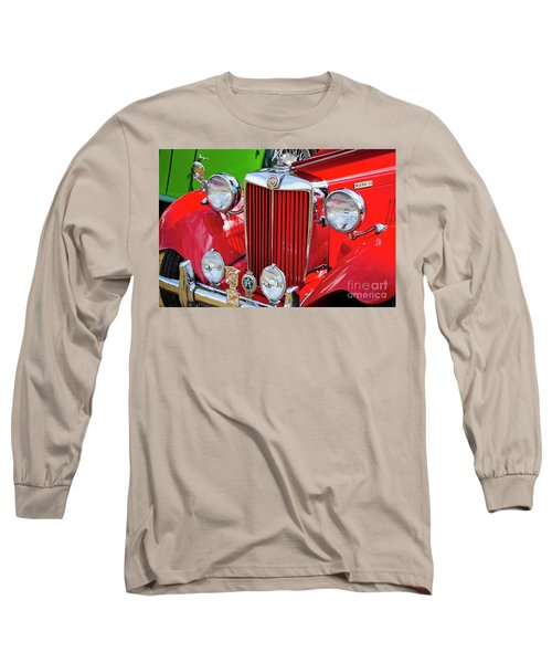 Long Sleeve T-Shirt featuring the photograph Chillipepper 1952 Mg by Chris Dutton