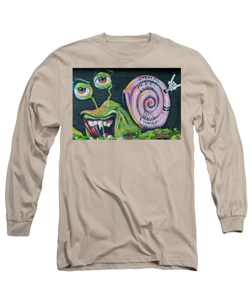 Christiania Mural Long Sleeve T-Shirt