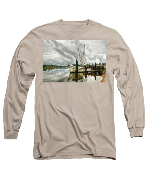 Christy Lynn On Bon Secour Long Sleeve T-Shirt