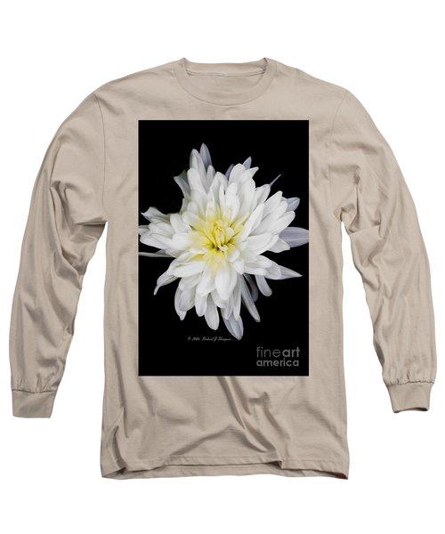 Chrysanthemum Bloom Long Sleeve T-Shirt