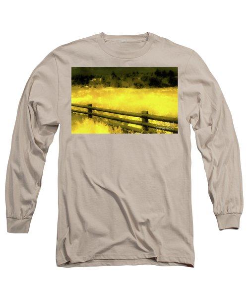 Ciquique Pueblo Meadow 2 Long Sleeve T-Shirt