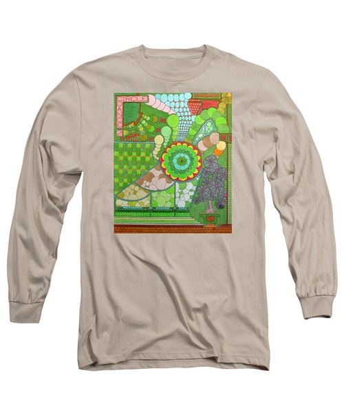 Circle Dance 2 Long Sleeve T-Shirt