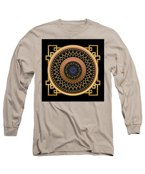 Circulosity No 2806 Long Sleeve T-Shirt