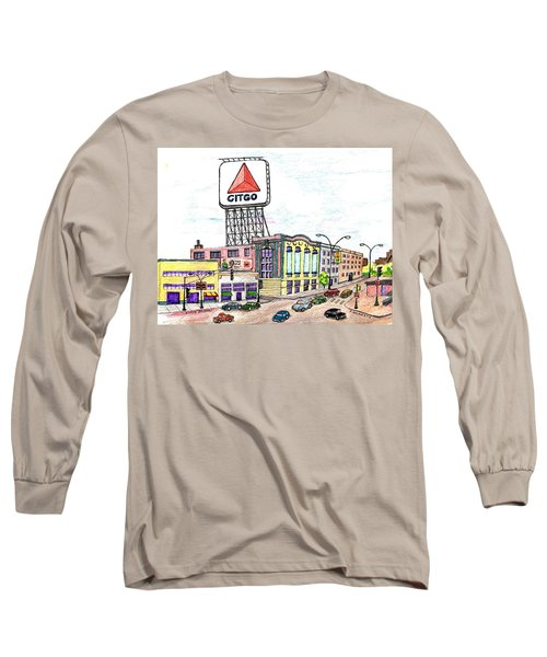 Citco Boston Long Sleeve T-Shirt