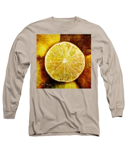 Citrus Long Sleeve T-Shirt