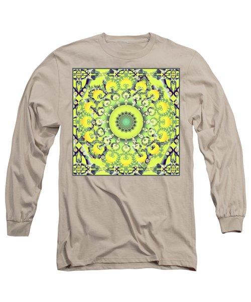 Citrus Shoe Dance Long Sleeve T-Shirt
