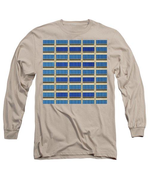 City Grid Long Sleeve T-Shirt