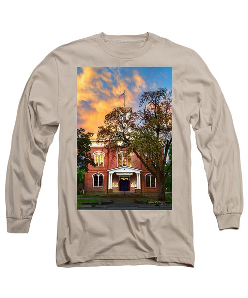 City Hall Long Sleeve T-Shirt