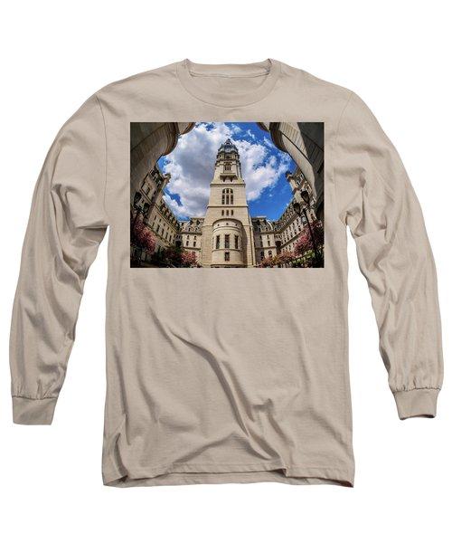 City-hall-philadelphia-photo Long Sleeve T-Shirt