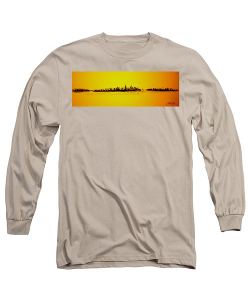 City Of Gold Long Sleeve T-Shirt