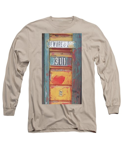 City Services Long Sleeve T-Shirt