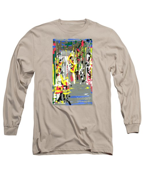 City Shopers Long Sleeve T-Shirt