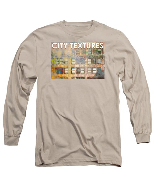 City Textures Windows Long Sleeve T-Shirt