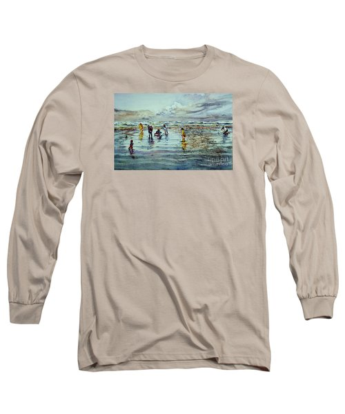 Clamdigging Family Long Sleeve T-Shirt