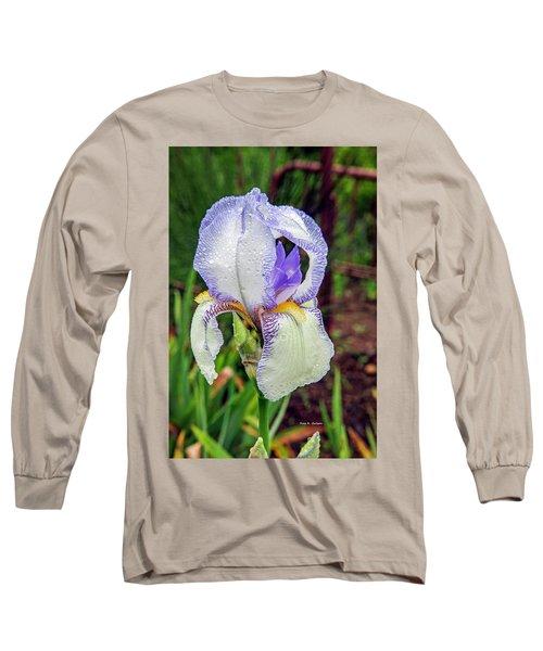 Clarabelle Iris Long Sleeve T-Shirt