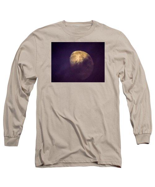 Clarity Long Sleeve T-Shirt by Glenn Feron