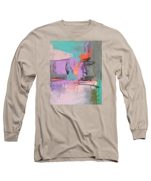 Class Play Long Sleeve T-Shirt by Becky Chappell