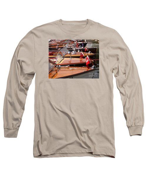 Classic Boats Long Sleeve T-Shirt