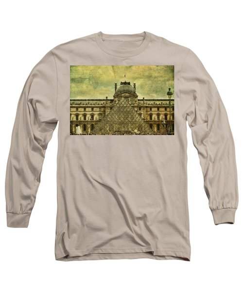 Classic Contradiction Long Sleeve T-Shirt by Andrew Paranavitana