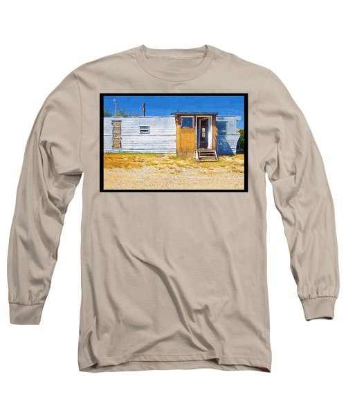 Long Sleeve T-Shirt featuring the photograph Classic Trailer by Susan Kinney