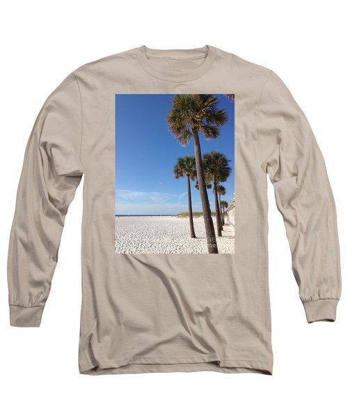 Clearwater Palms Long Sleeve T-Shirt
