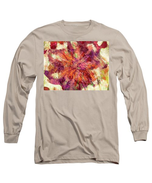 Clematis Absentia 21 Long Sleeve T-Shirt