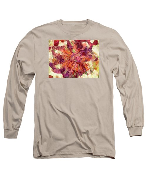 Clematis Absentia 21 Long Sleeve T-Shirt