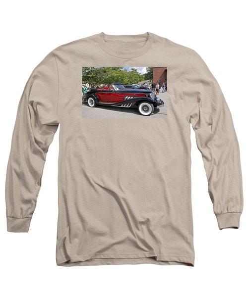 Clenet Long Sleeve T-Shirt