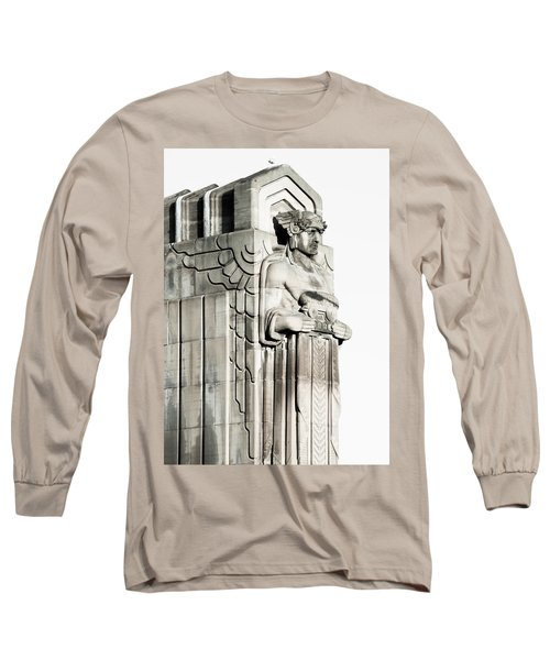 Cleveland Icon Long Sleeve T-Shirt