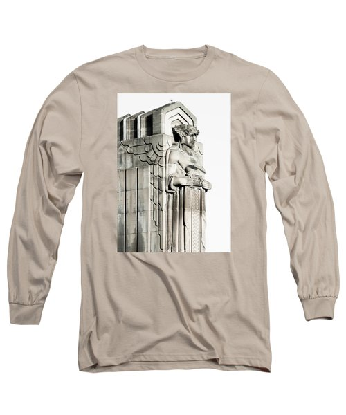 Cleveland Icon Long Sleeve T-Shirt