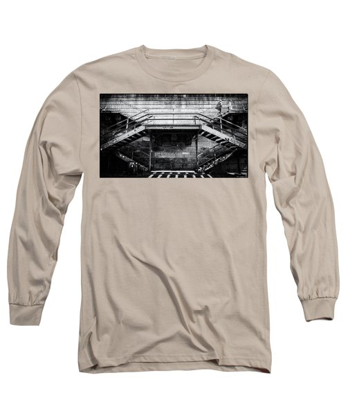 Climb The Stairs Long Sleeve T-Shirt
