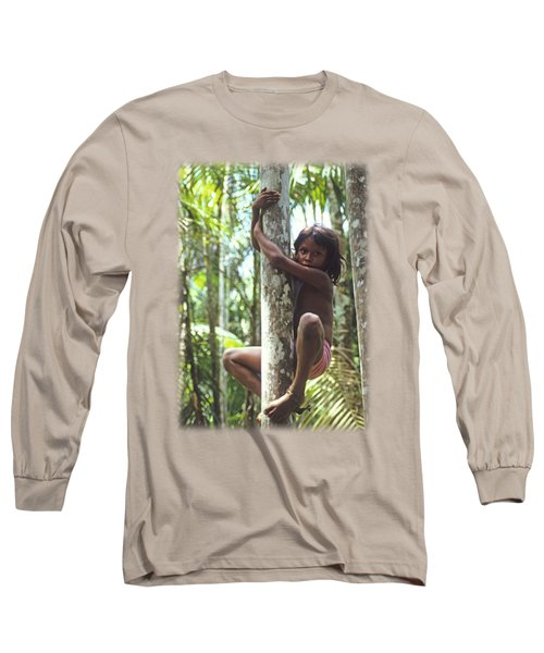 Climbing Trees Long Sleeve T-Shirt