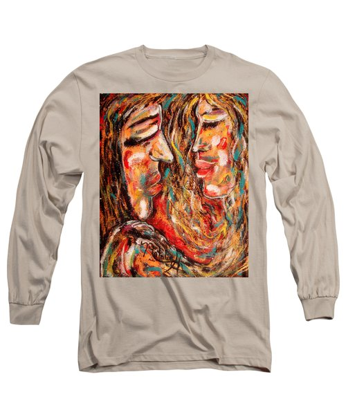 Close Encounter Long Sleeve T-Shirt by Natalie Holland