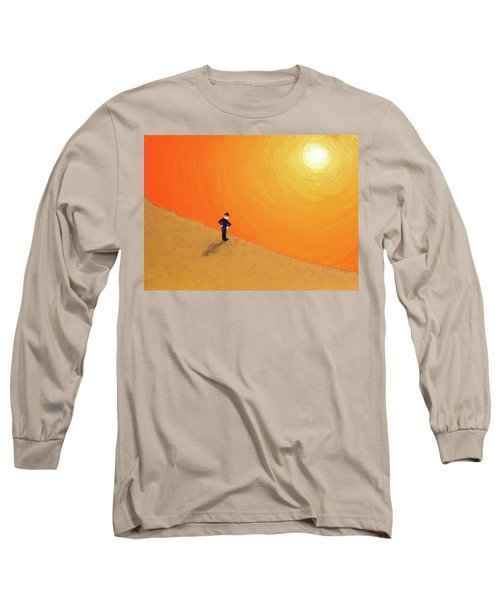 Close To The Edge Long Sleeve T-Shirt