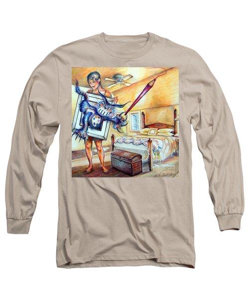 Closet Artist Long Sleeve T-Shirt