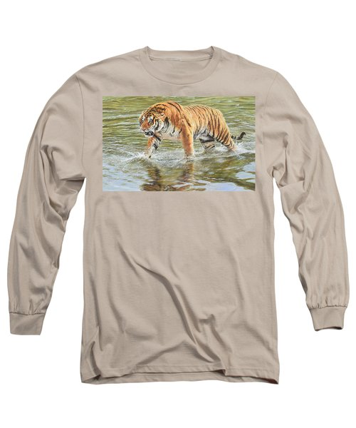 Closing In Long Sleeve T-Shirt
