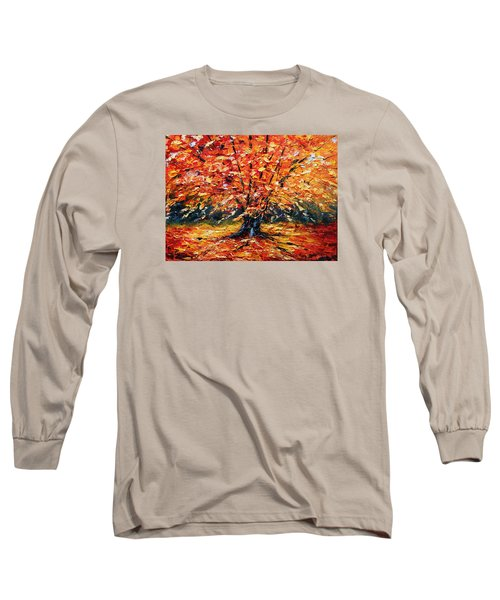 Clothed With Splendor Long Sleeve T-Shirt
