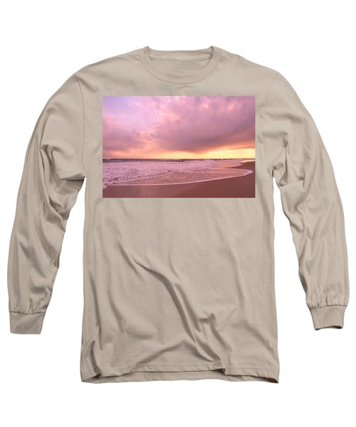 Cloud And Water Long Sleeve T-Shirt