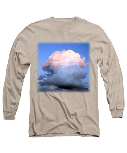 Cloud Explosion T-shirt Long Sleeve T-Shirt