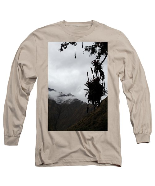 Cloud Forest Musings Long Sleeve T-Shirt