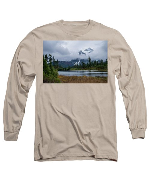 Cloud Mountain Long Sleeve T-Shirt