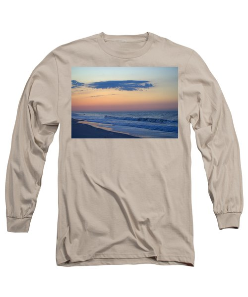 Long Sleeve T-Shirt featuring the photograph Clouded Pre Sunrise by  Newwwman