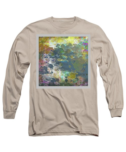 Clouds Over Water Long Sleeve T-Shirt