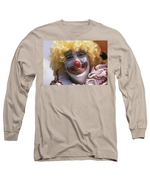 Clown-1 Long Sleeve T-Shirt