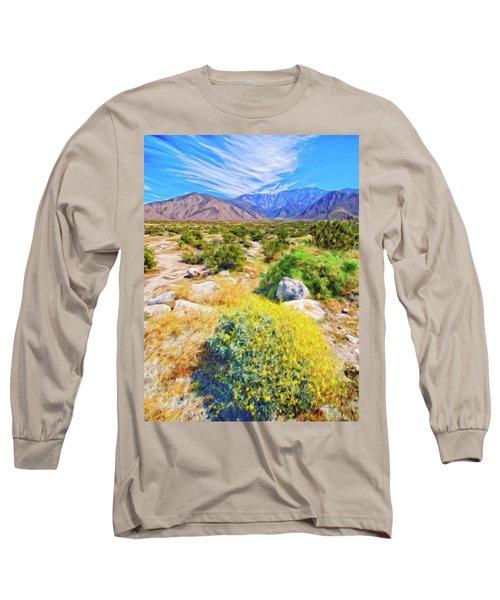 Coachella Spring Long Sleeve T-Shirt